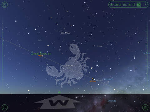 Star Walk HD - Night Sky View screenshot 2