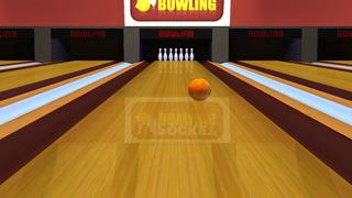 Pocket Bowling 3D screenshot 4
