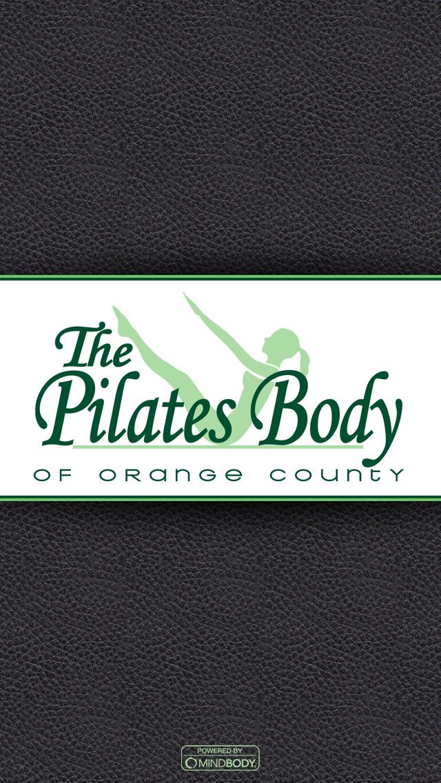 The Pilates Body screenshot #1