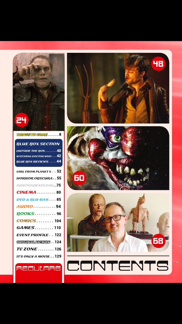 Starburst (Magazine) screenshot 3
