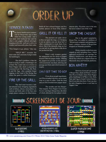 Video Game Trader Magazine & Price Guide Magazine screenshot 7