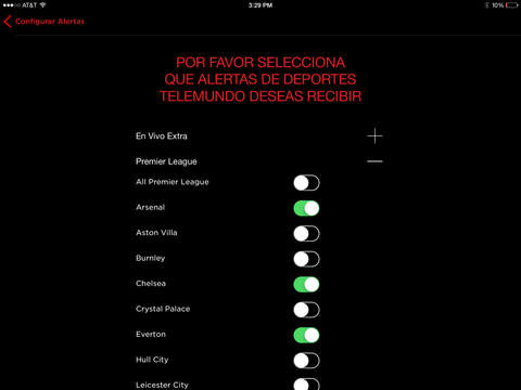 Telemundo Deportes screenshot 7