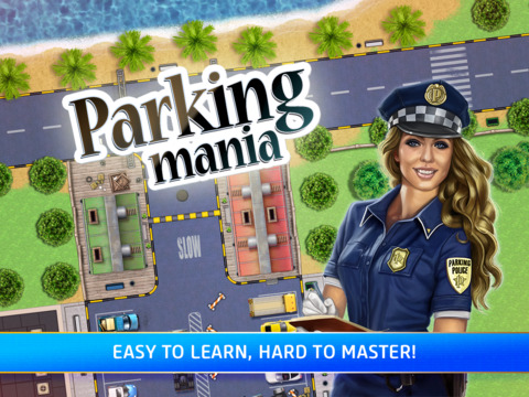 Parking Mania HD screenshot 1