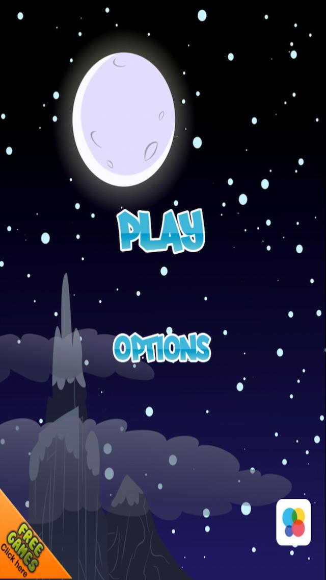 A Slenderman Sky Jump Mania Free screenshot 1