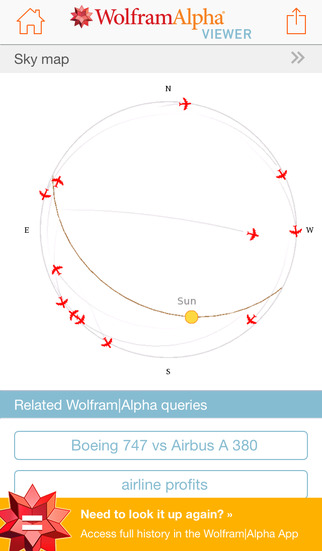 WolframAlpha Viewer screenshot 3