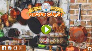 Paula Deen's Recipe Quest screenshot 1