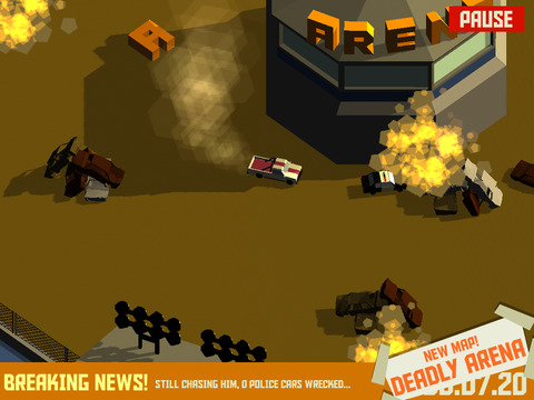 PAKO - Car Chase Simulator screenshot 8