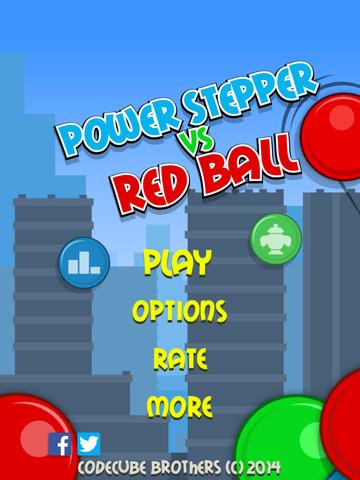 Power Stepper vs Red Ball FREE screenshot 8