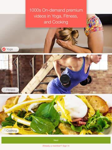 Grokker: Yoga, Fitness, Mind screenshot 6