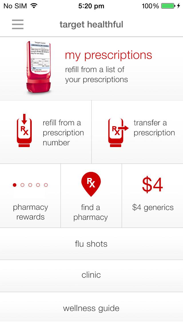 Target Healthful™ screenshot 1