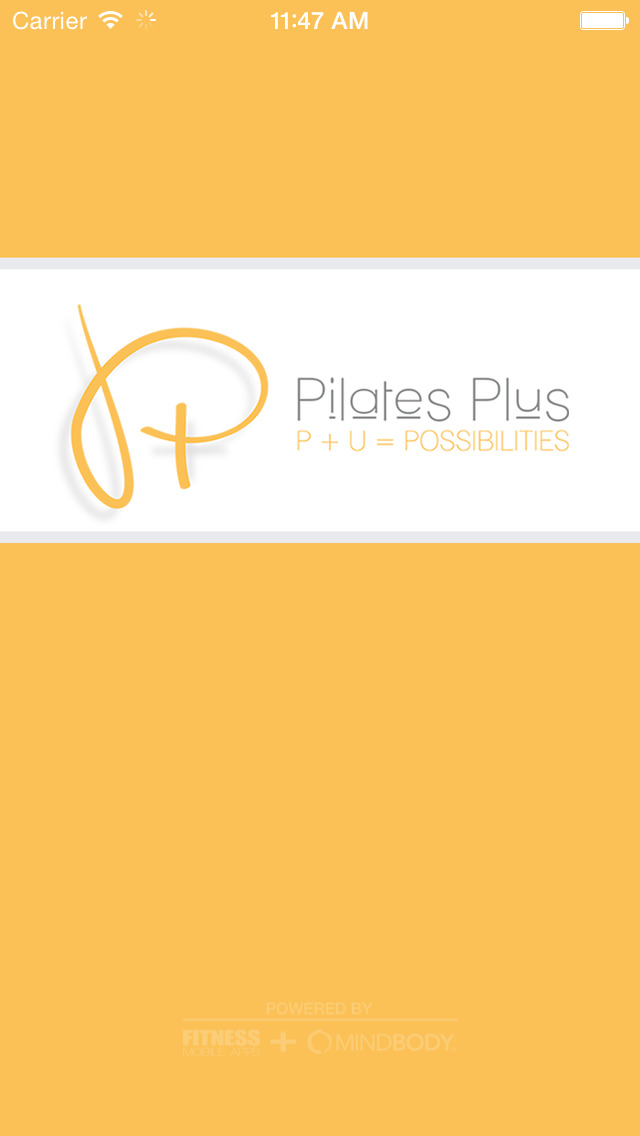 Pilates Plus by Lagree Fitness screenshot #1