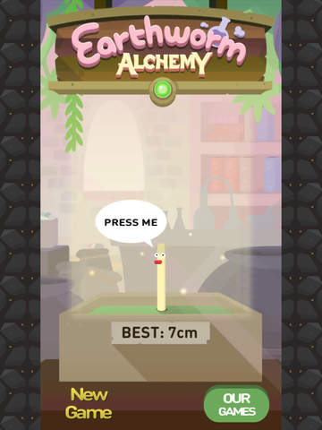 Earthworm Alchemy : Secret of the Magic Cauldron screenshot 6