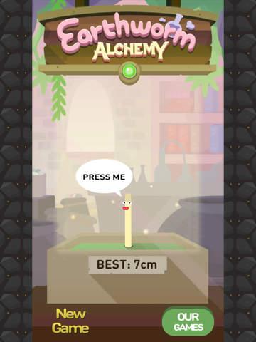 Earthworm Alchemy : Secret of the Magic Cauldron screenshot 6