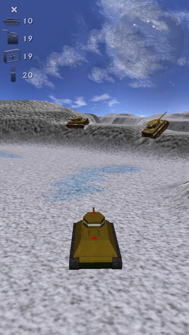 Tank Ace Reloaded Lite screenshot #3