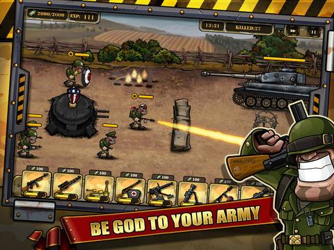 Warfare Nations: Classical screenshot 8