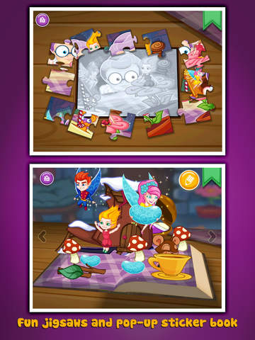 StoryToys Thumbelina screenshot 9