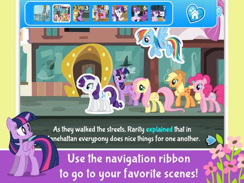 My Little Pony: Rarity Takes Manehattan screenshot 8