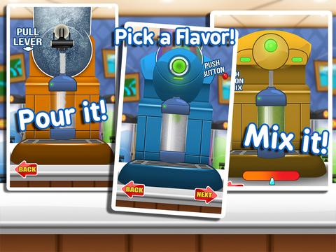Awesome Slushy Frozen Food Soda Drink Dessert Maker Pro (Ad Free) screenshot 9
