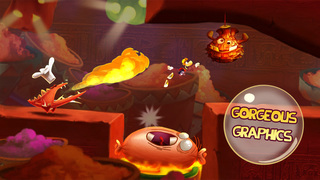 Rayman Fiesta Run screenshot 4