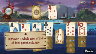 Solitaire Blitz™: Lost Treasures screenshot #1