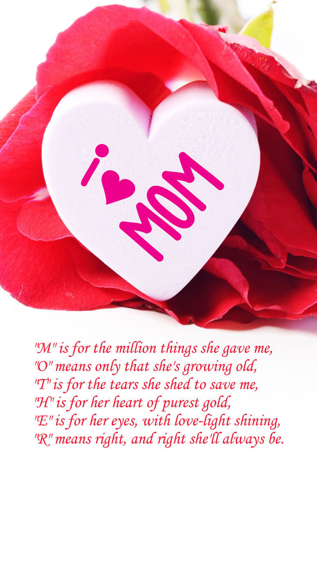 Mother's Day Picture Quotes - Greeting Cards & Images screenshot 5
