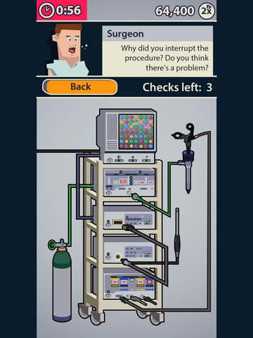 Dr. Game Surgeon Trouble screenshot 4
