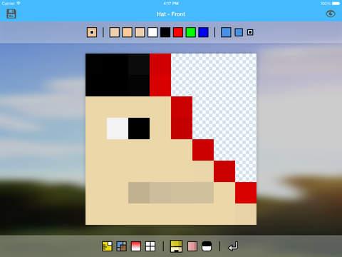 Skin Creator for Minecraft PE screenshot 10