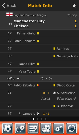 LiveScore: Live Sport Updates screenshot 2