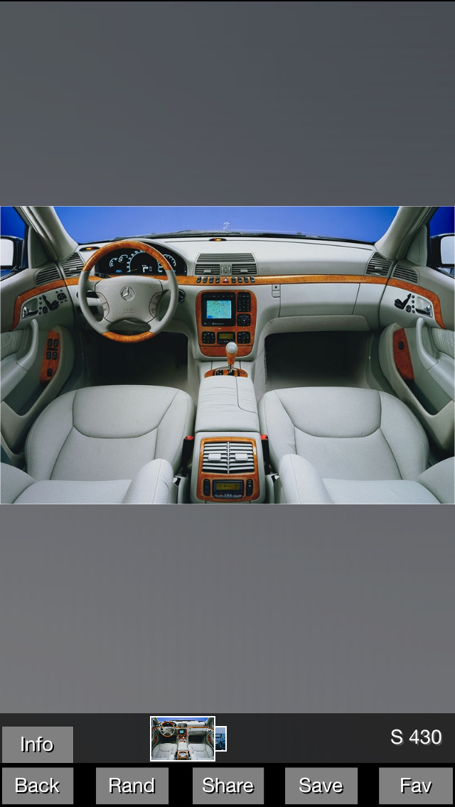 Cars Specs Mercedes Benz screenshot 3