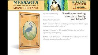 Messages From Your Animal Spirit Guides - Steven D. Farmer, Ph.D. screenshot 3