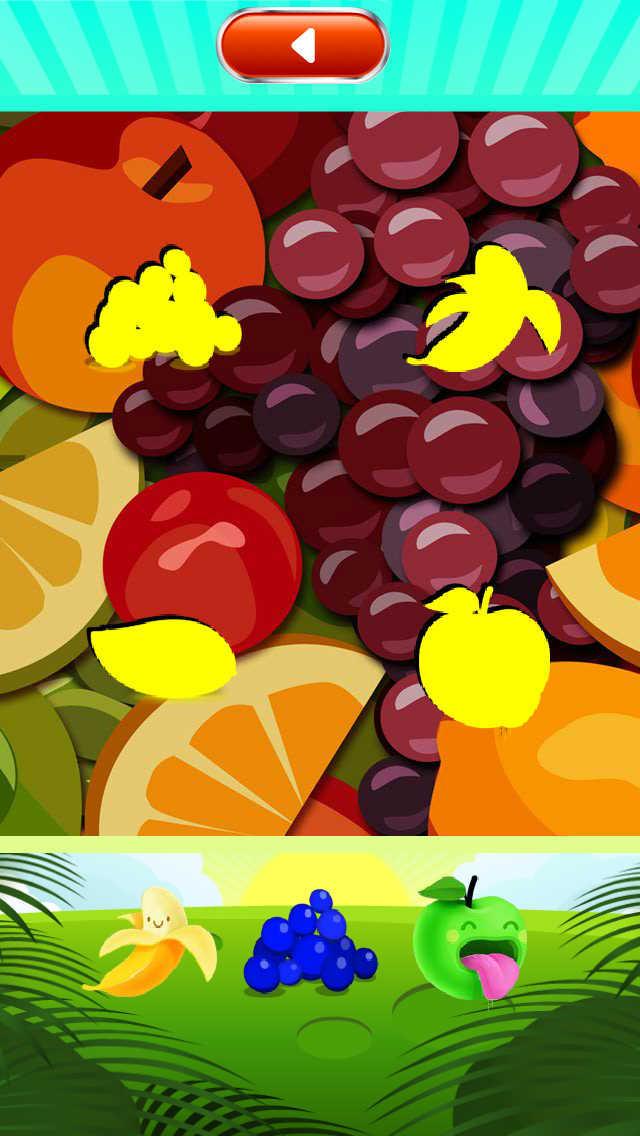 少儿水果贴纸 screenshot 5