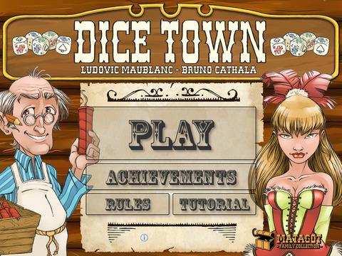 Dice Town Mobile screenshot 4
