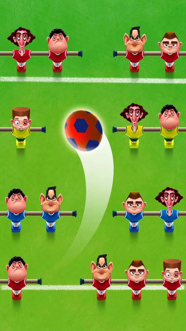 Jumpy Soccer Pro - Top Score Champion screenshot 3