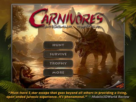 Carnivores: Dinosaur Hunter screenshot 6