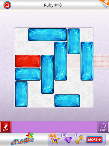 Unblock Rocks ~ unblock me with your brain, can you escape screenshot 7