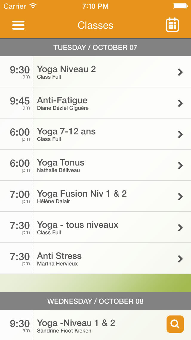 YOGAMONDE screenshot #3