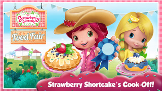 Strawberry Shortcake Food Fair screenshot 1