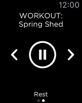 Workout Trainer: fitness coach screenshot 13