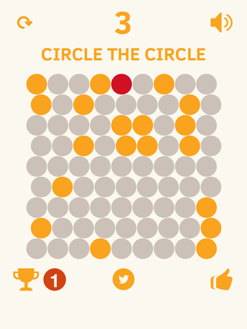 Circle Red Dot screenshot 4