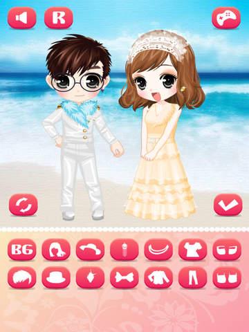 美丽的新娘换装 screenshot 9
