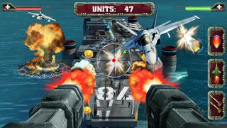 Battleship Commando 3D screenshot 3