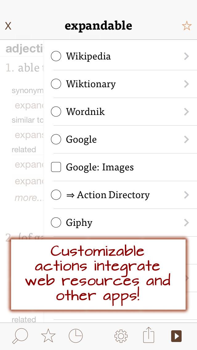Terminology Dictionary screenshot 2