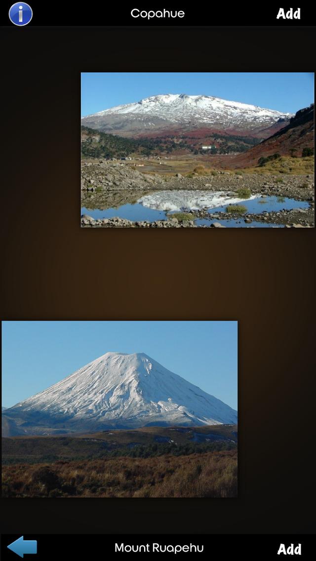 Volcanos Info+ screenshot 3