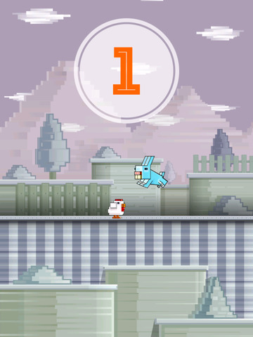 Crossy Pixel Run screenshot 4