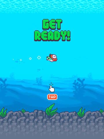 Clumsy Fish screenshot 5