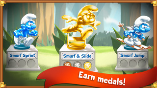 The Smurf Games – Sports Competition screenshot 5