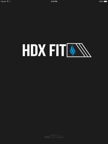 HDX Fit screenshot #1