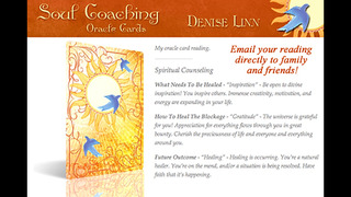 Soul Coaching Oracle Cards - Denise Linn screenshot 3