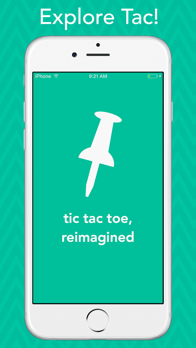 Tac – Tic Tac Toe Reimagined screenshot 1