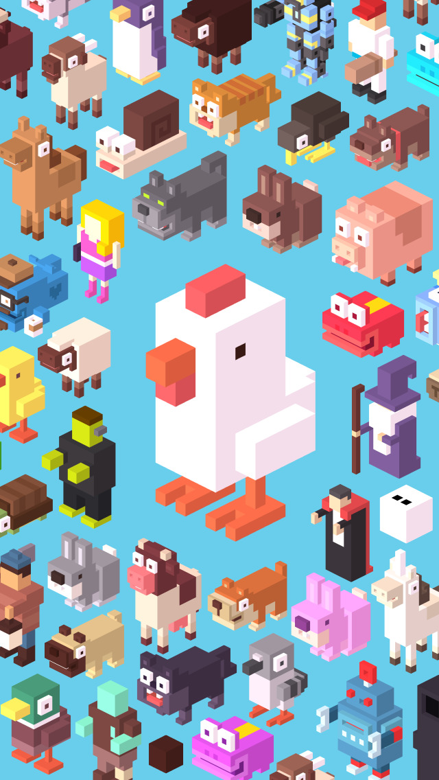 Crossy Road screenshot #5